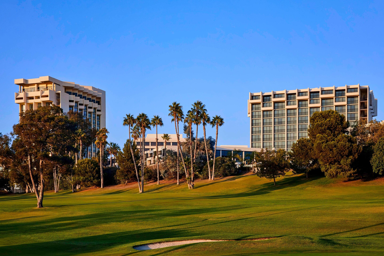 Newport Beach Marriott Golf View